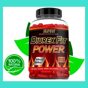 Diurex Fit Power - Capa